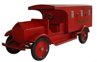 FREE APPRAISALS ~ Paying 55%-90% more than antique dealers, ebay & private collectors  Keystone toy fire truck for sale, keystone toy trains for sale, space toys for sale,Know the facts before selling your antique toys ~ Buddy